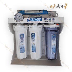 دستگاه تصفیه آب معصومی